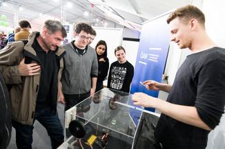Bild 17 | Wissenschaft als Magnet: Besucheransturm an ÖAW-Stationen bei Langer Nacht der Forschung