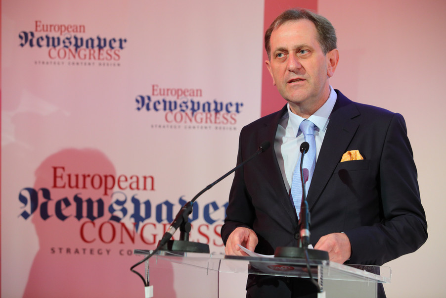 Bild 19   Get-Together European Newspaper Congress 2018