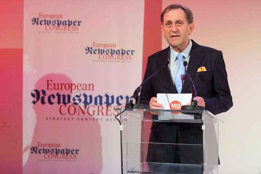 Bild 27   Get-Together European Newspaper Congress 2018