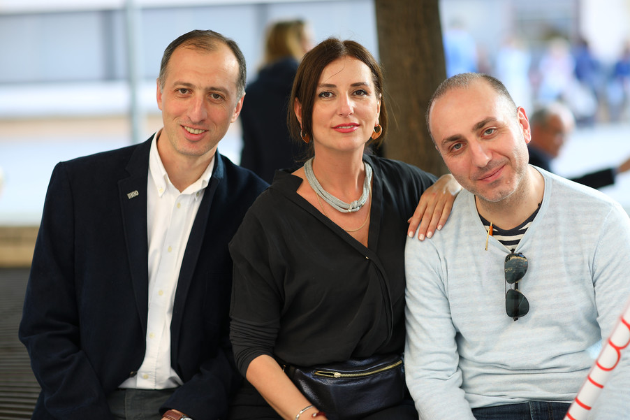 Bild 104   Get-Together European Newspaper Congress 2018