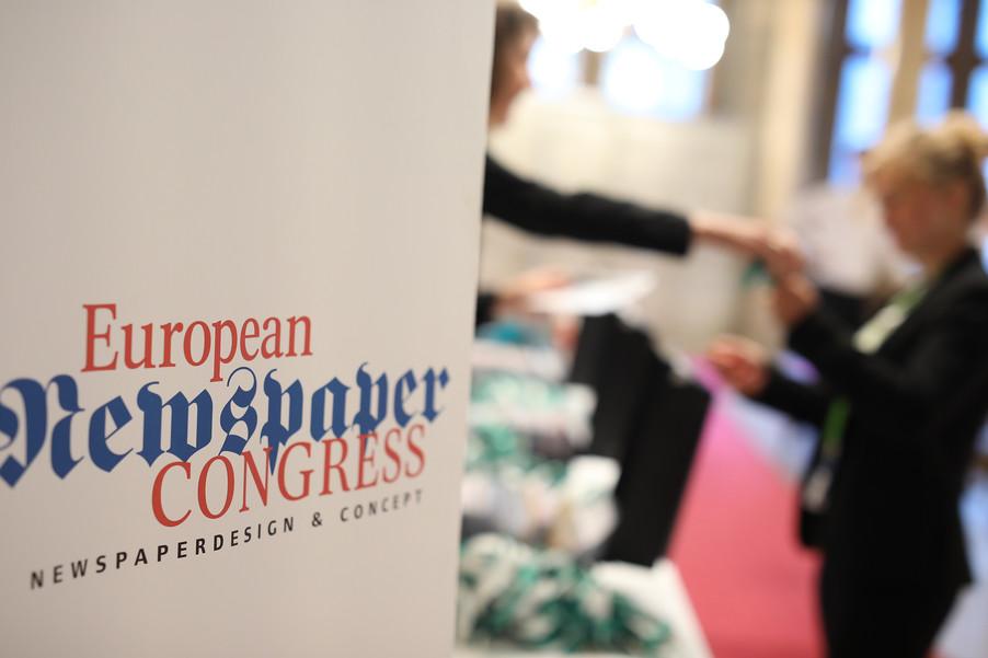 Bild 2 | 1.Tag European Newspaper Congress 2018