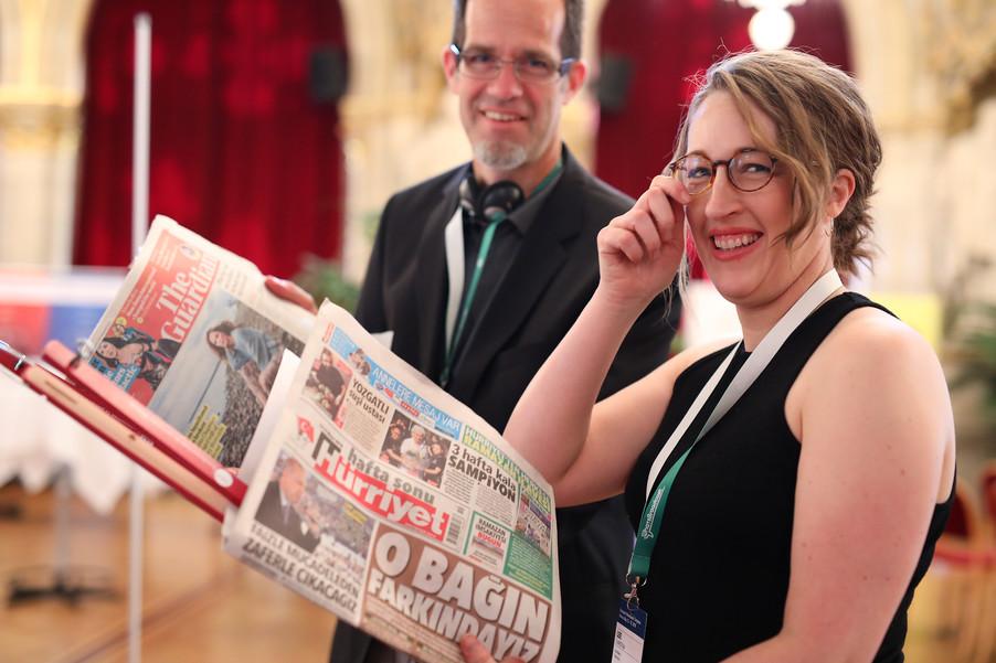 Bild 26 | 1.Tag European Newspaper Congress 2018