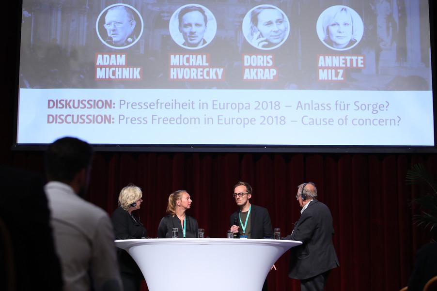 Bild 209 | 1.Tag European Newspaper Congress 2018