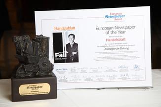 Bild 5 | Winners Dinner - European Newspaper Congress 2018