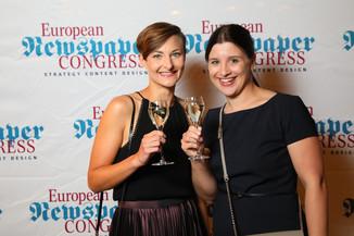 Bild 17 | Winners Dinner - European Newspaper Congress 2018
