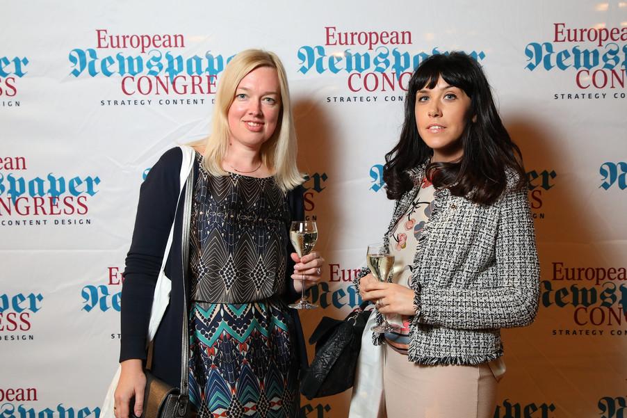 Bild 18 | Winners Dinner - European Newspaper Congress 2018