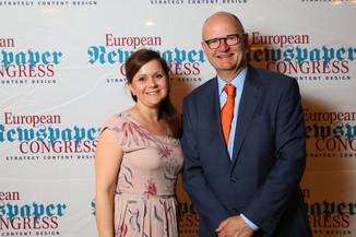 Bild 19 | Winners Dinner - European Newspaper Congress 2018