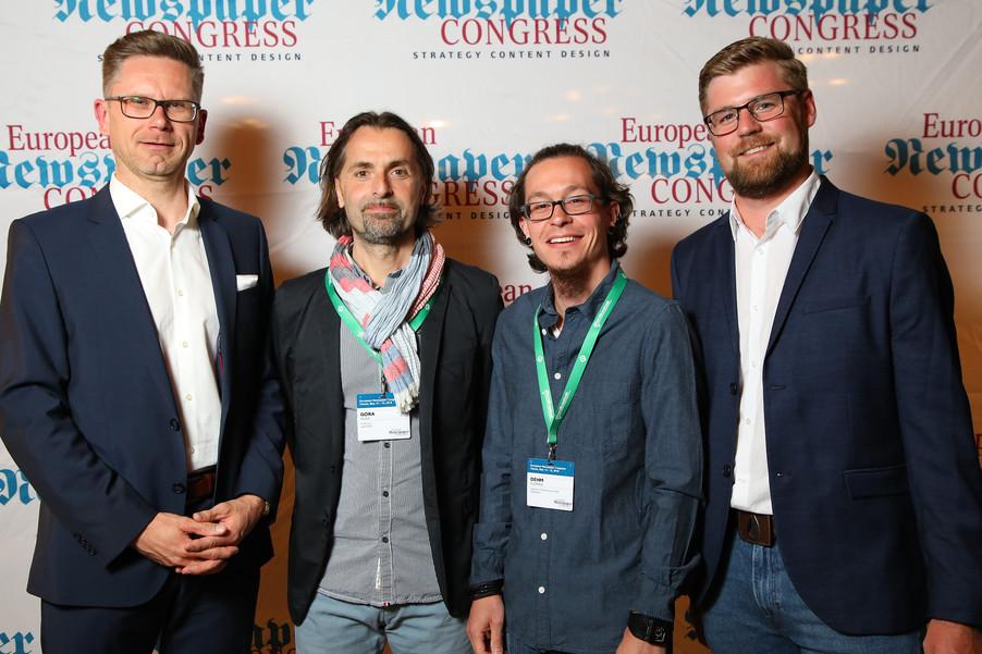 Bild 20 | Winners Dinner - European Newspaper Congress 2018