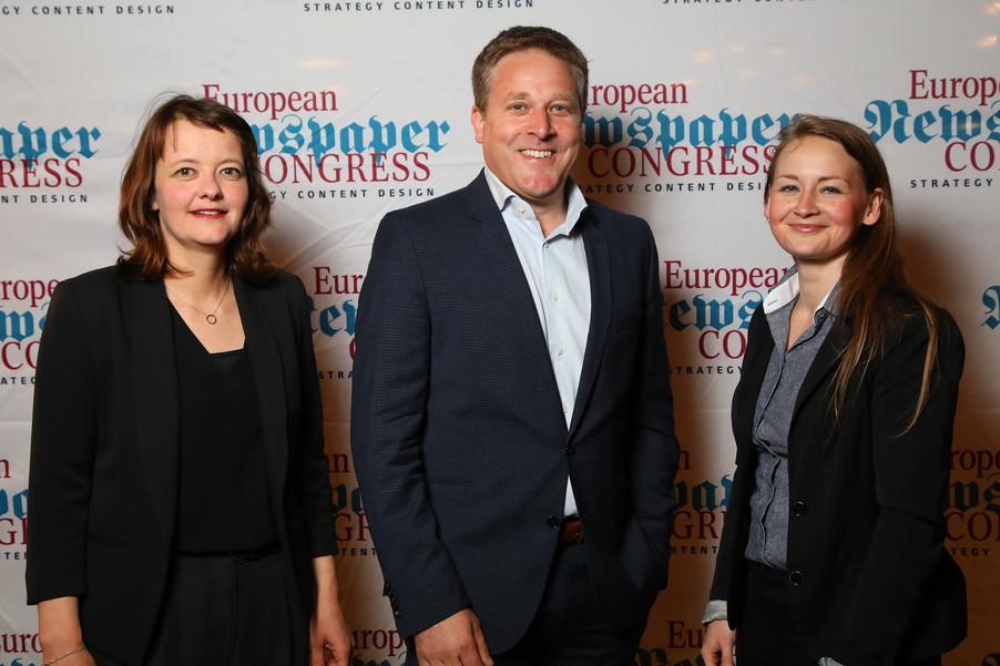 Bild 22 | Winners Dinner - European Newspaper Congress 2018