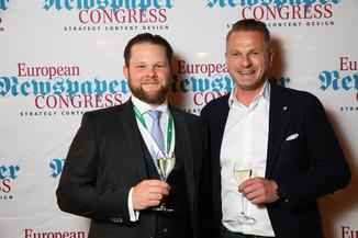 Bild 25 | Winners Dinner - European Newspaper Congress 2018