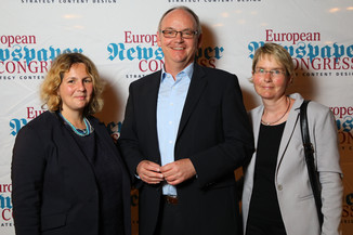 Bild 26 | Winners Dinner - European Newspaper Congress 2018
