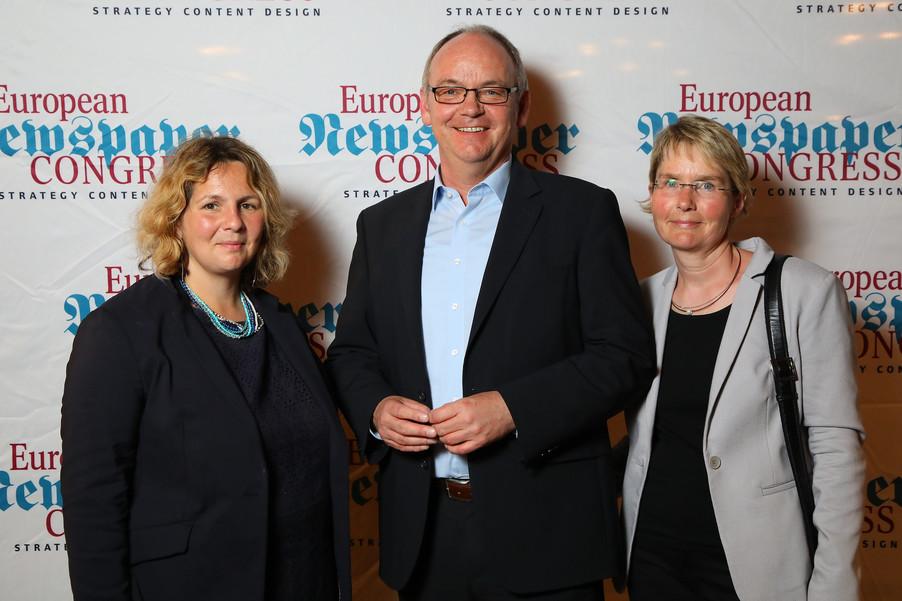 Bild 27 | Winners Dinner - European Newspaper Congress 2018