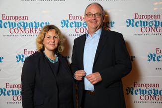 Bild 28 | Winners Dinner - European Newspaper Congress 2018