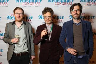 Bild 30 | Winners Dinner - European Newspaper Congress 2018