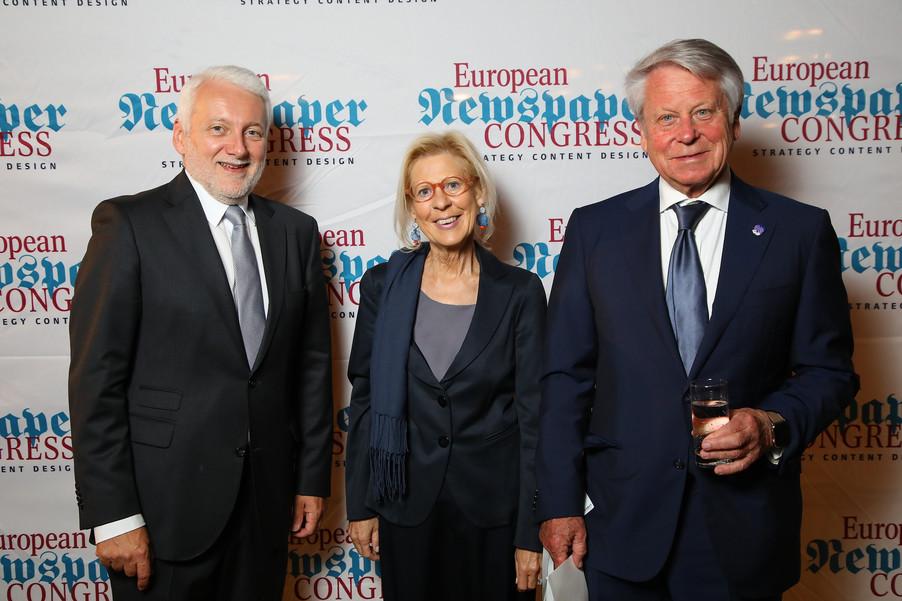 Bild 32 | Winners Dinner - European Newspaper Congress 2018