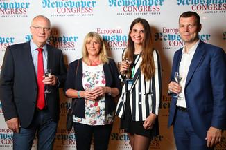 Bild 34 | Winners Dinner - European Newspaper Congress 2018