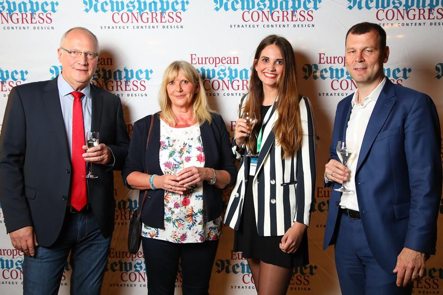 Bild 35 | Winners Dinner - European Newspaper Congress 2018