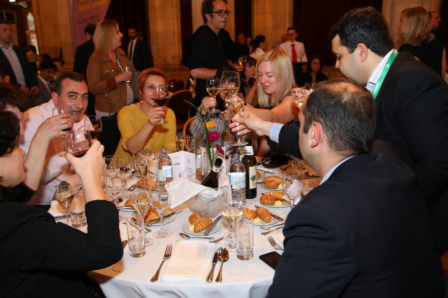 Bild 39 | Winners Dinner - European Newspaper Congress 2018