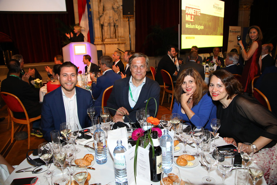 Bild 46 | Winners Dinner - European Newspaper Congress 2018