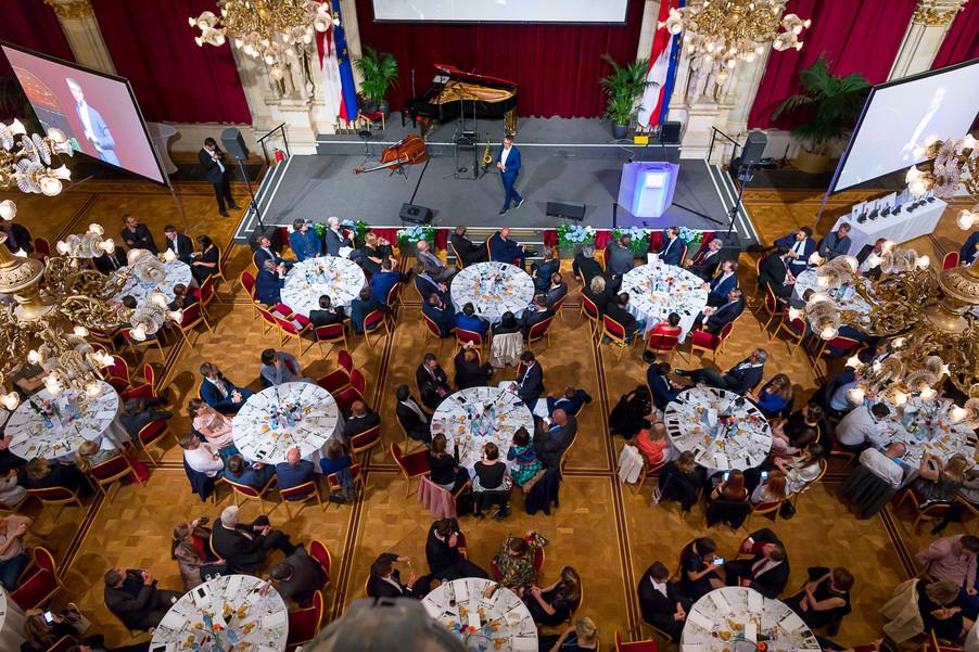 Bild 57 | Winners Dinner - European Newspaper Congress 2018