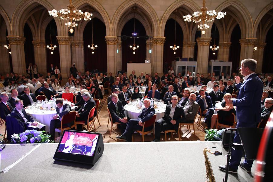 Bild 63 | Winners Dinner - European Newspaper Congress 2018
