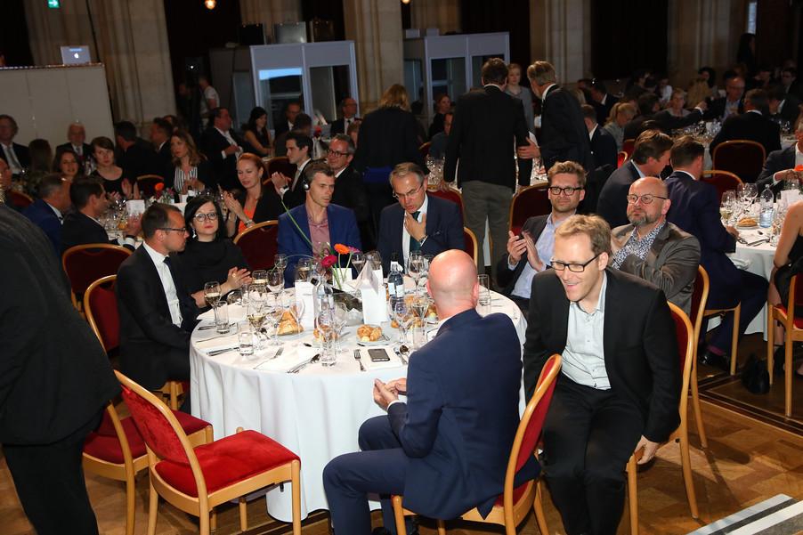 Bild 66 | Winners Dinner - European Newspaper Congress 2018