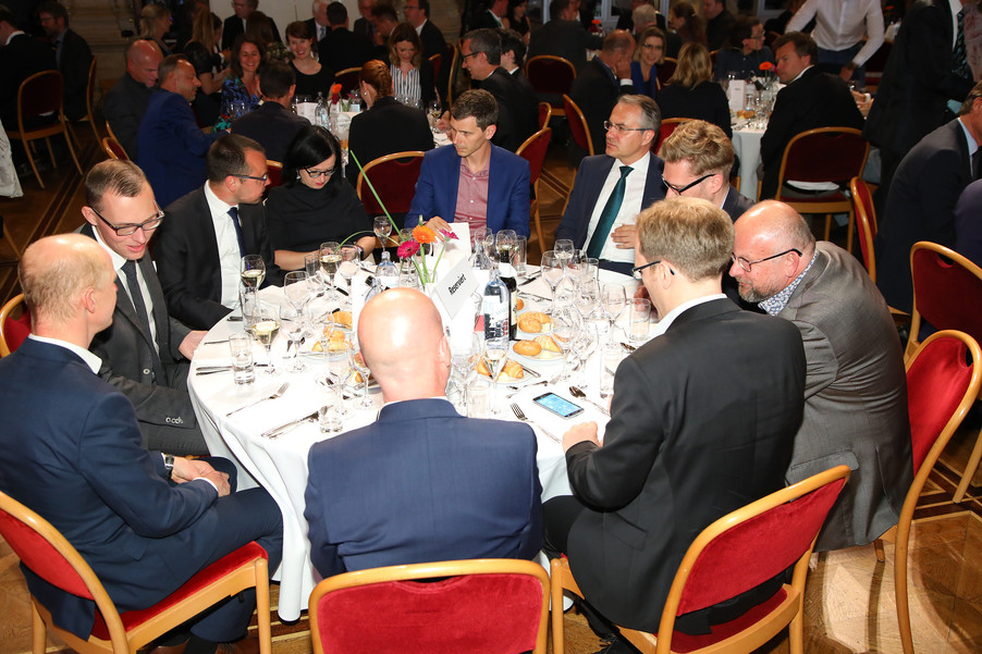 Bild 69 | Winners Dinner - European Newspaper Congress 2018