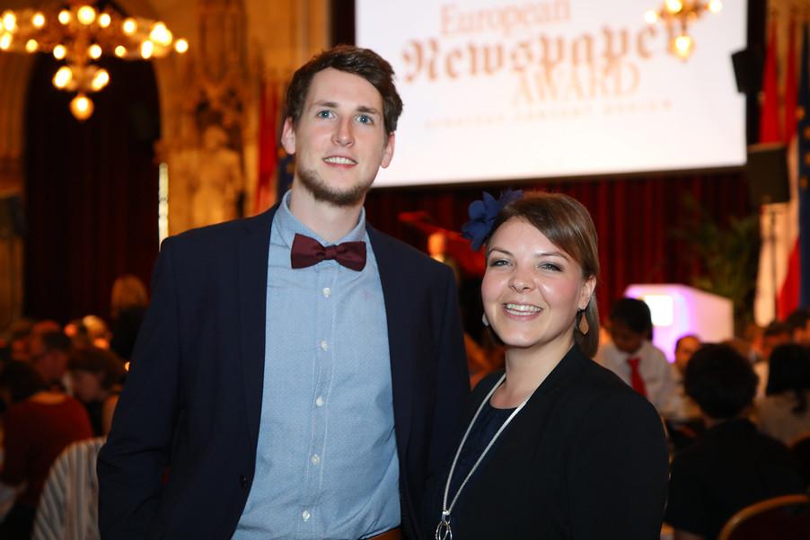Bild 75 | Winners Dinner - European Newspaper Congress 2018