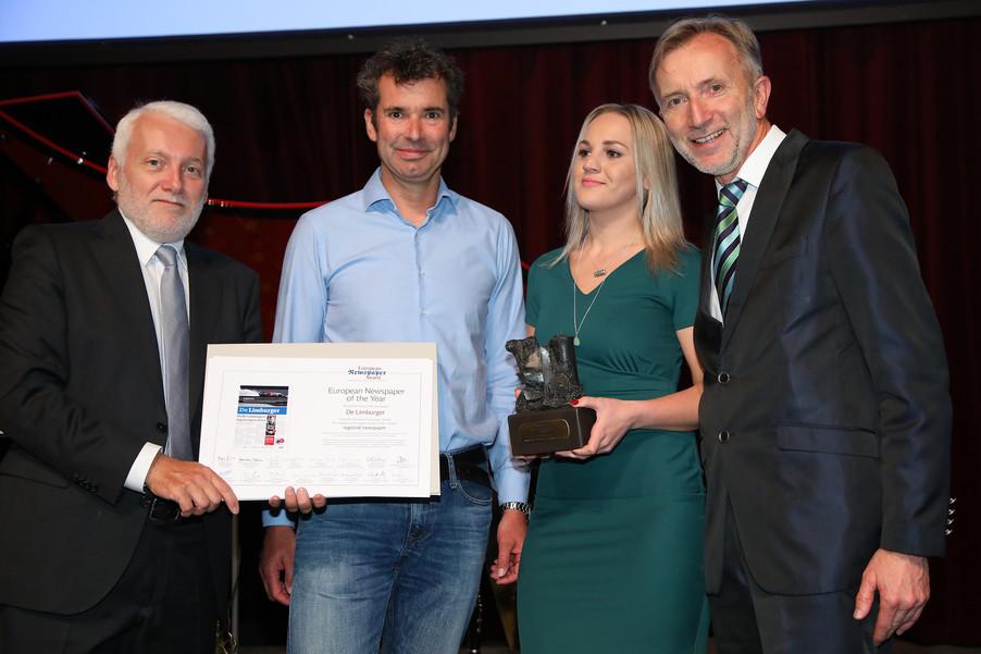 Bild 77 | Winners Dinner - European Newspaper Congress 2018