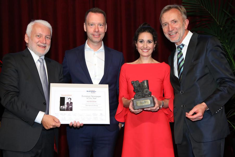 Bild 86 | Winners Dinner - European Newspaper Congress 2018
