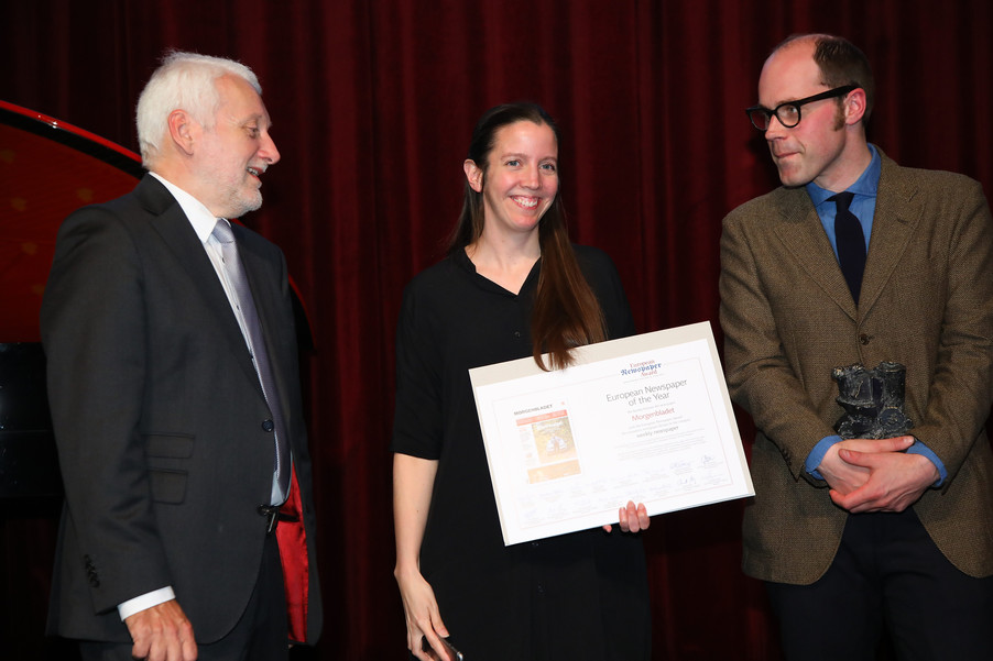 Bild 93 | Winners Dinner - European Newspaper Congress 2018
