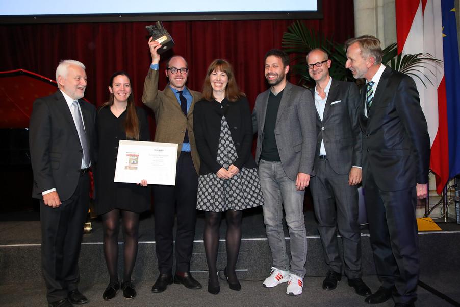 Bild 94 | Winners Dinner - European Newspaper Congress 2018