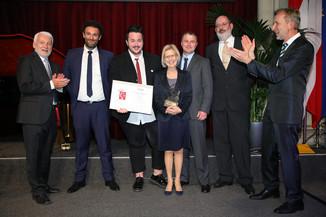 Bild 97 | Winners Dinner - European Newspaper Congress 2018