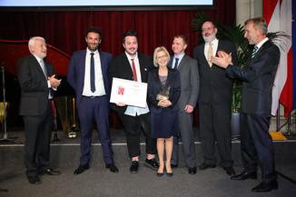 Bild 99 | Winners Dinner - European Newspaper Congress 2018