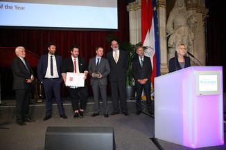 Bild 101 | Winners Dinner - European Newspaper Congress 2018
