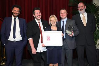 Bild 103 | Winners Dinner - European Newspaper Congress 2018