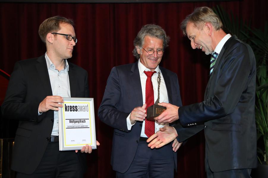 Bild 113 | Winners Dinner - European Newspaper Congress 2018