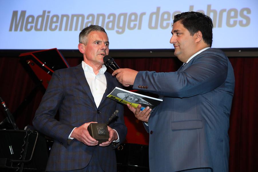 Bild 124 | Winners Dinner - European Newspaper Congress 2018
