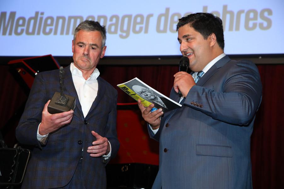 Bild 125 | Winners Dinner - European Newspaper Congress 2018
