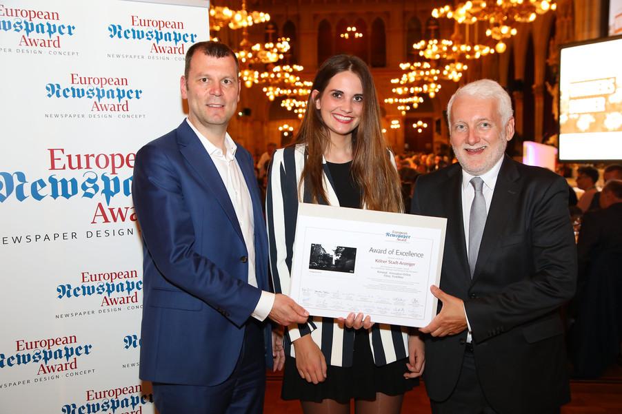 Bild 146 | Winners Dinner - European Newspaper Congress 2018