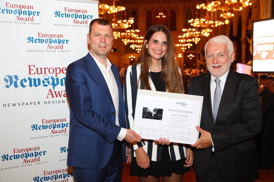 Bild 147 | Winners Dinner - European Newspaper Congress 2018