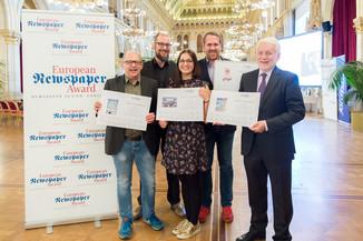 Bild 1   2. Tag European Newspaper Congress 2018