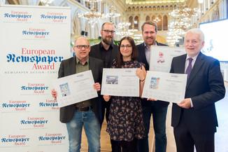 Bild 2   2. Tag European Newspaper Congress 2018