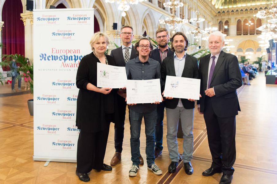 Bild 10   2. Tag European Newspaper Congress 2018