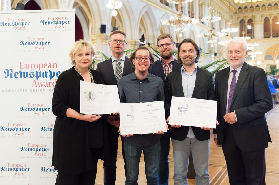 Bild 11   2. Tag European Newspaper Congress 2018