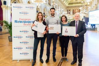 Bild 18   2. Tag European Newspaper Congress 2018