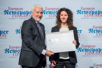 Bild 25   2. Tag European Newspaper Congress 2018