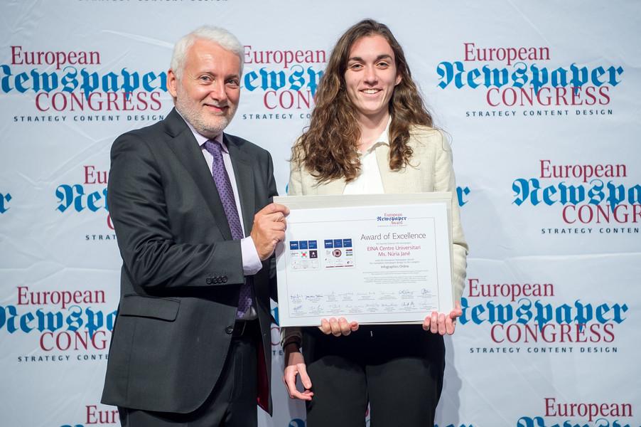 Bild 26   2. Tag European Newspaper Congress 2018