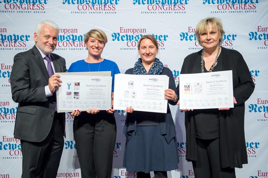 Bild 27   2. Tag European Newspaper Congress 2018