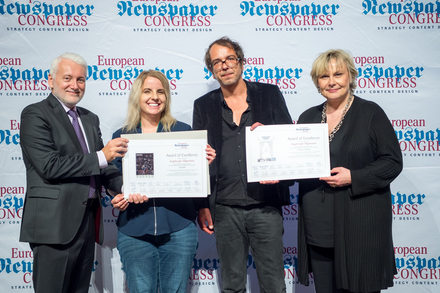Bild 28   2. Tag European Newspaper Congress 2018